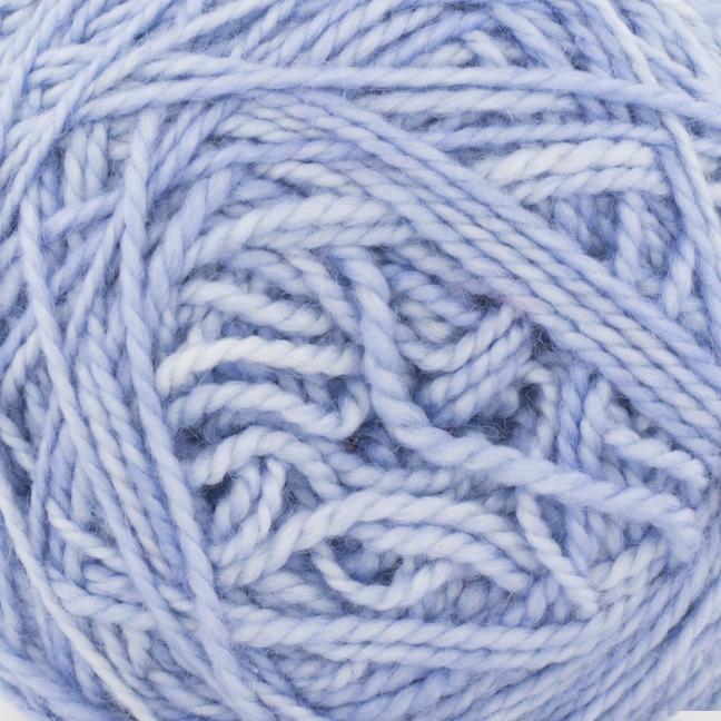 Cowgirl Blues Merino Twist Yarn solids Iced Berry
