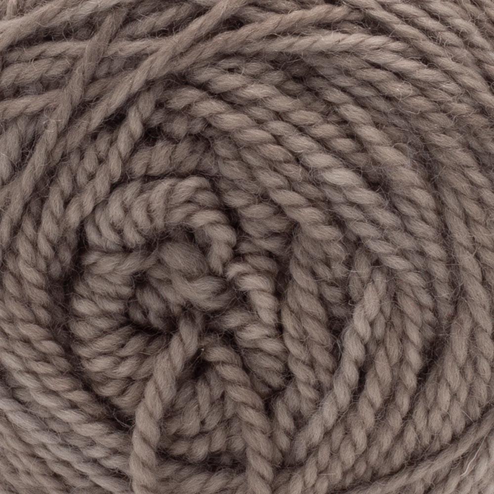 Cowgirl Blues Merino Twist Yarn solids Mushroom