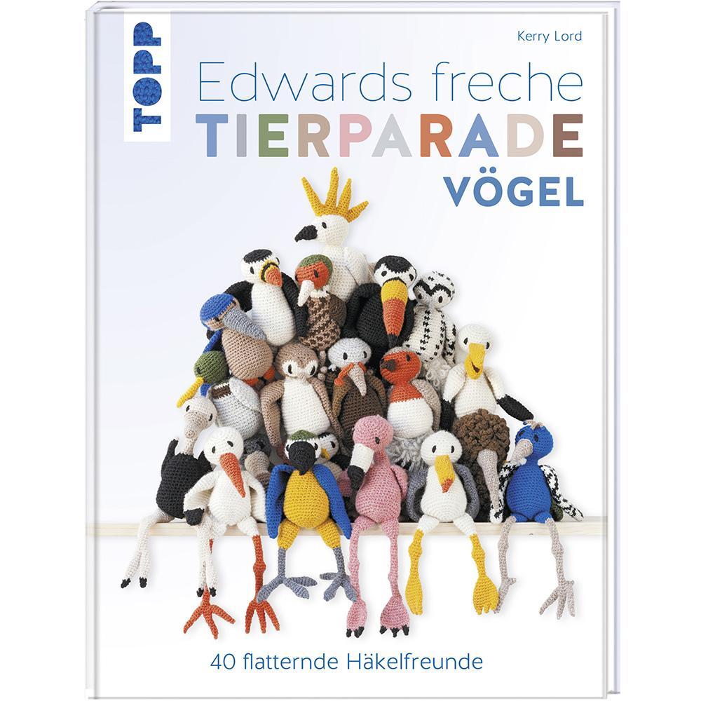 div. Buchverlage Edwards freche Tierparaden Vögel  Vögel