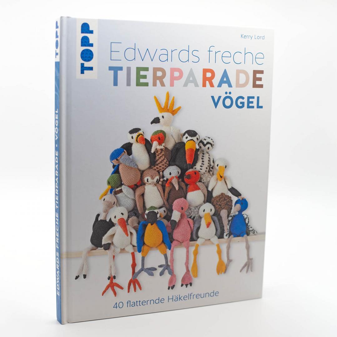 div. Buchverlage Edwards freche Tierparaden Vögel