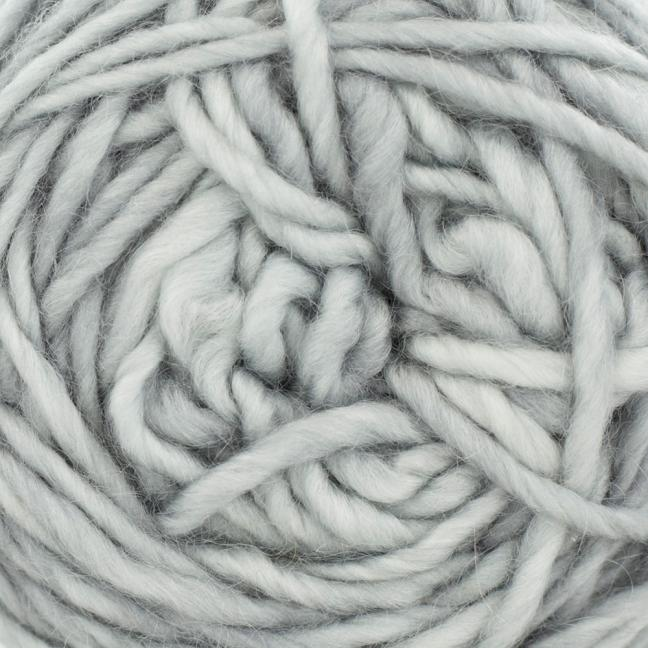 Cowgirl Blues Aran Single (100g) solids Silver Fox