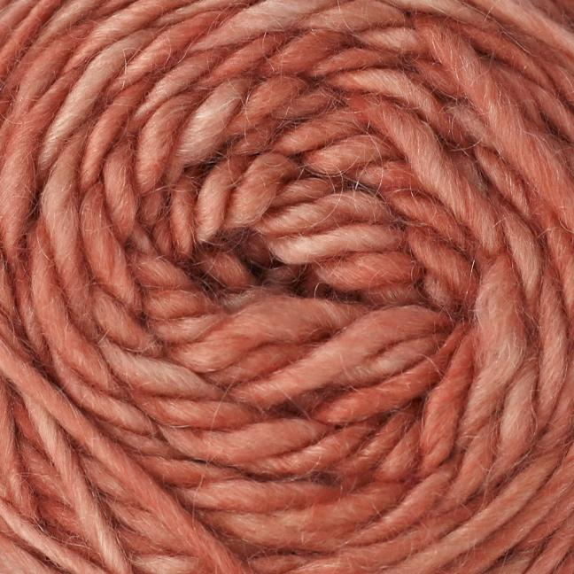 Cowgirl Blues Aran Single (100g) solids Terracotta
