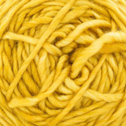 Cowgirl Blues Aran Single solids Mustard