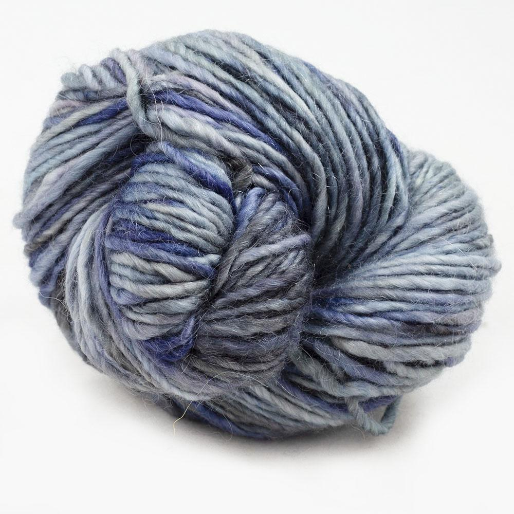 Cowgirl Blues Aran Single Farbverlauf (100g) Moody Blues