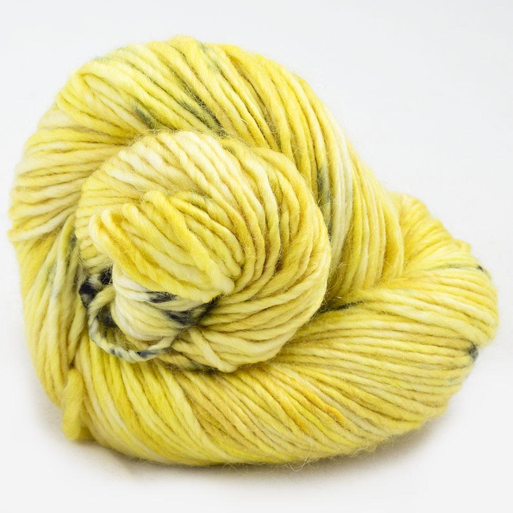 Cowgirl Blues Aran Single Farbverlauf (100g) Limoncello