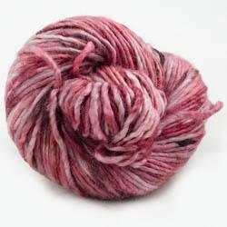 Cowgirl Blues Aran Single Farbverlauf Protea Pinks