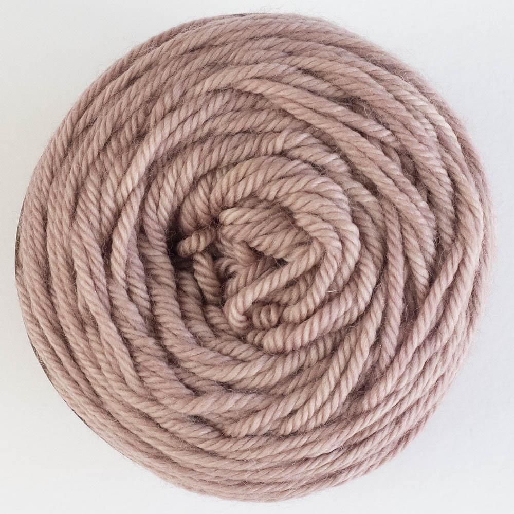 Cowgirl Blues Merino DK solids 50g Faded Rose