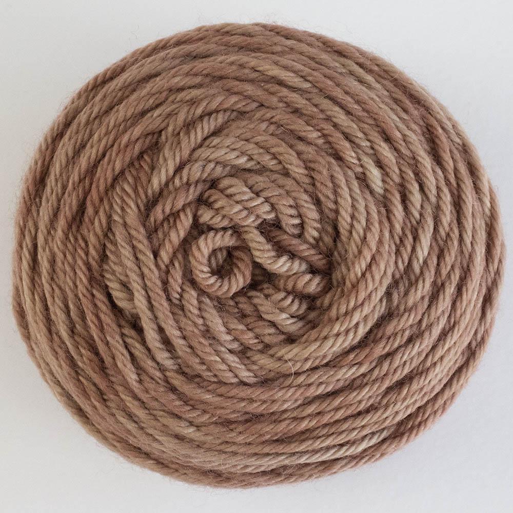 Cowgirl Blues Merino DK solids 50g Terracotta