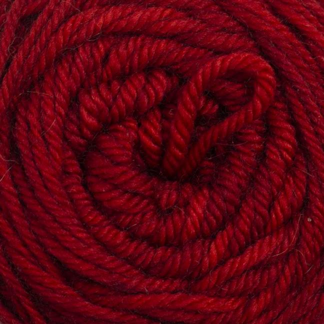 Cowgirl Blues Merino DK solids 50g Chilli Pepper