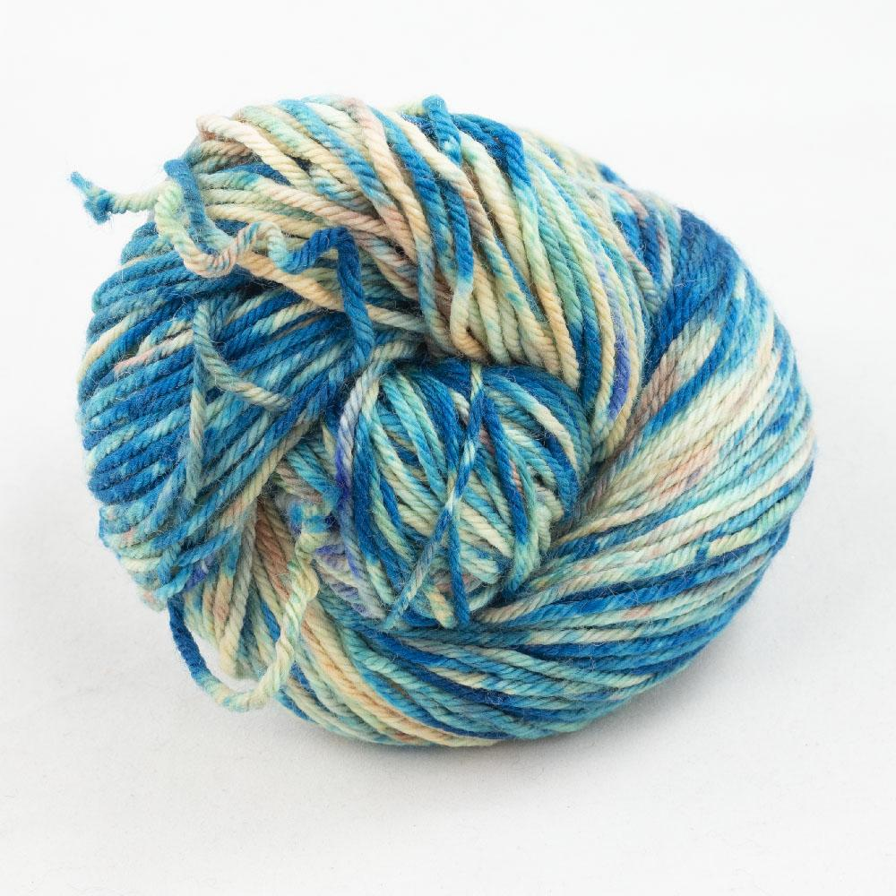 Cowgirl Blues Merino DK Farbverlauf (100g) Shorebreak
