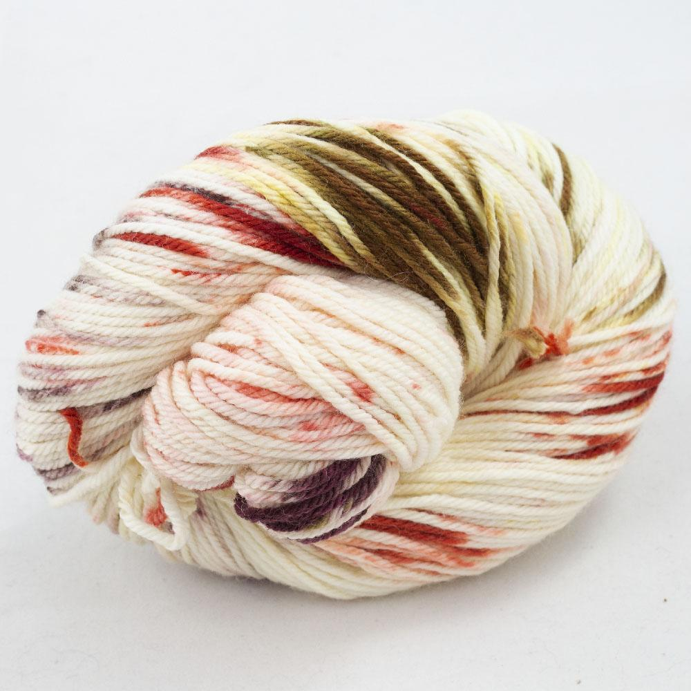 Cowgirl Blues Merino DK Farbverlauf (100g) Peaches and Cream