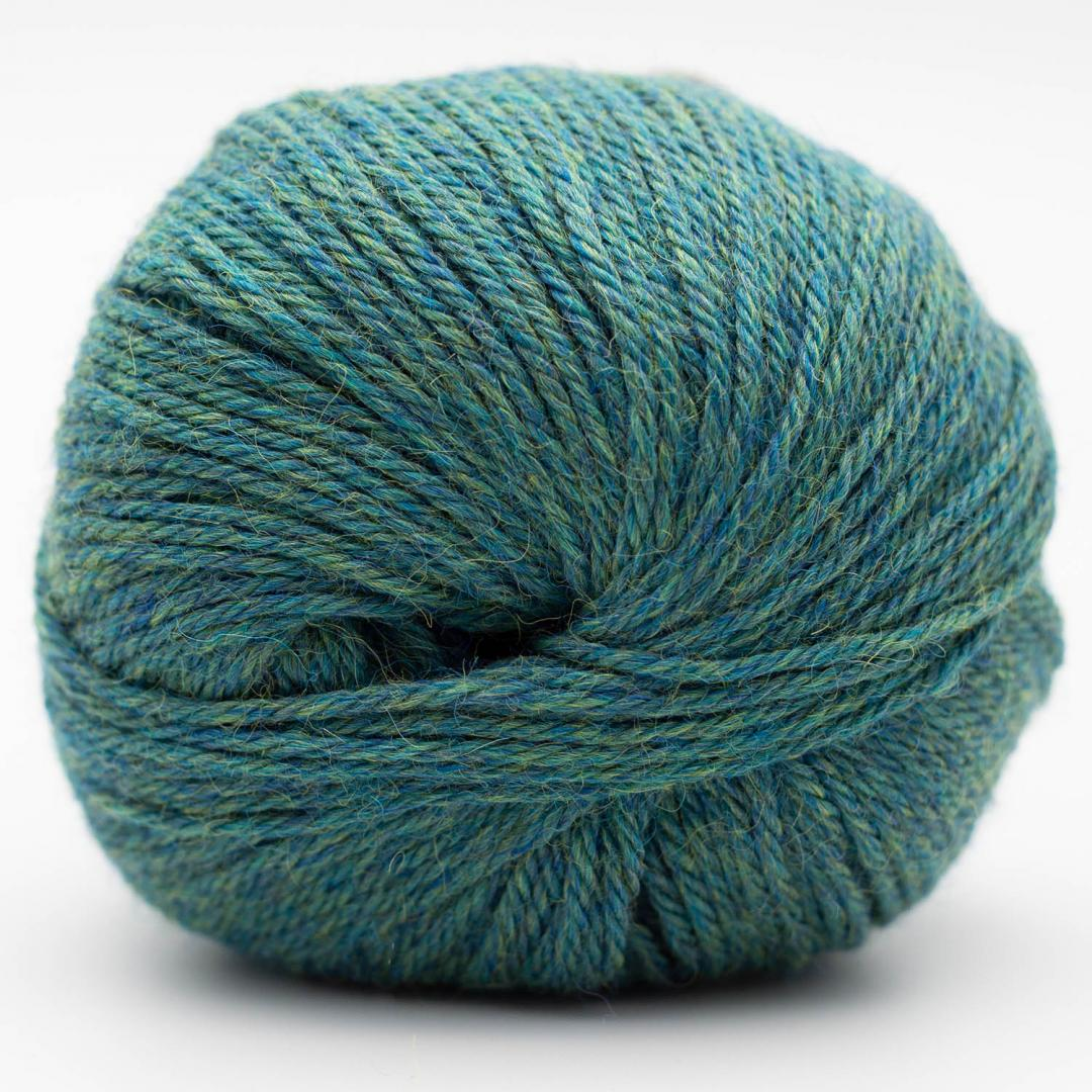 Kremke Soul Wool Babyalpaka Turquoise Melange