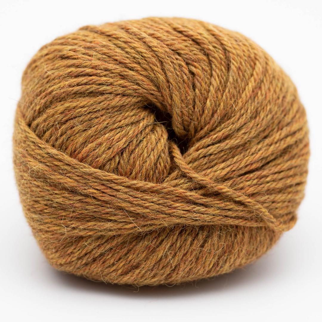 Kremke Soul Wool Babyalpaka Ocker