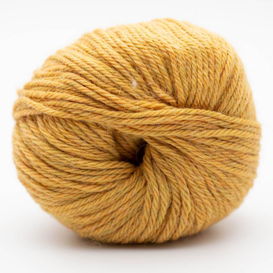 Kremke Soul Wool Babyalpaka Sonnengelb
