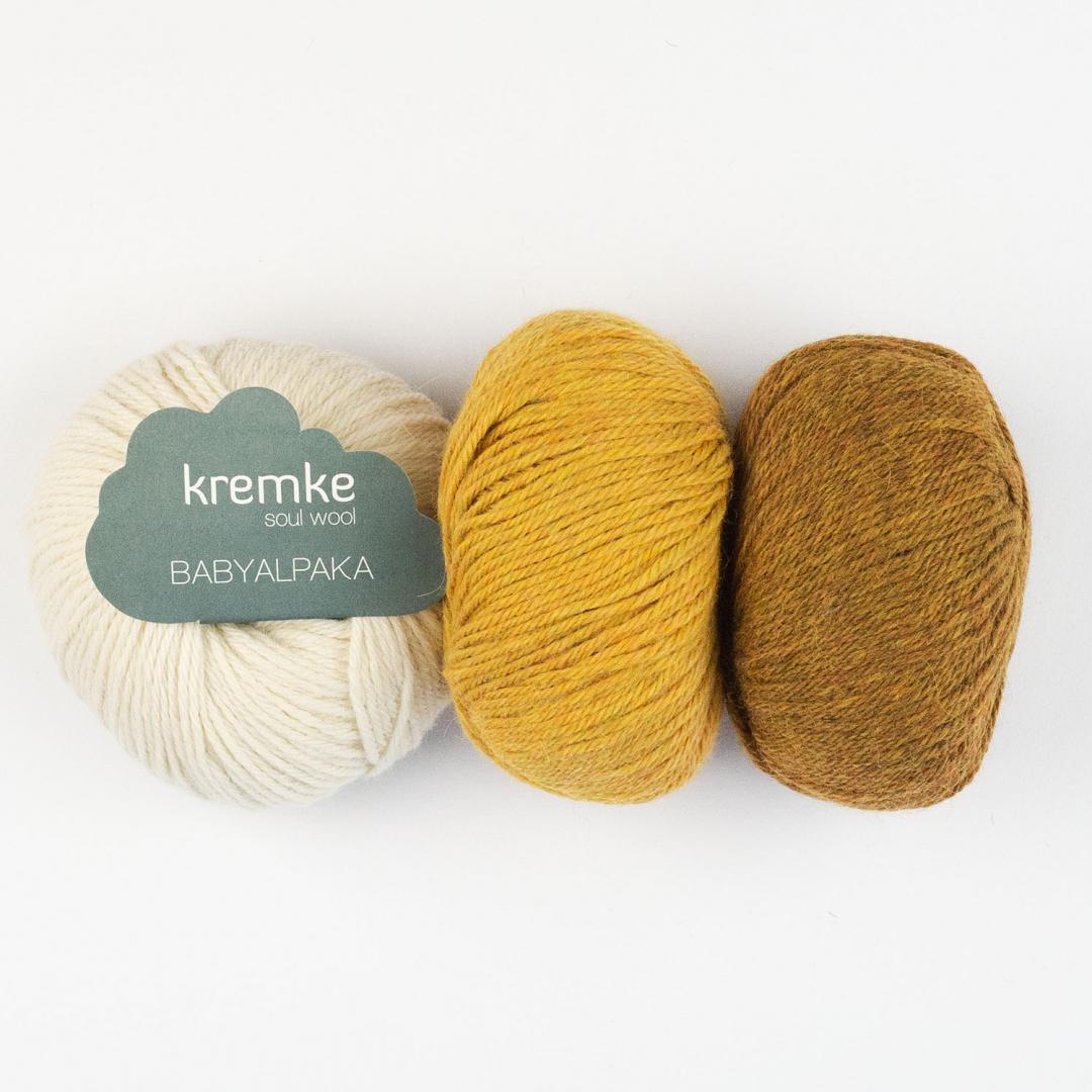 Kremke Soul Wool Babyalpaka