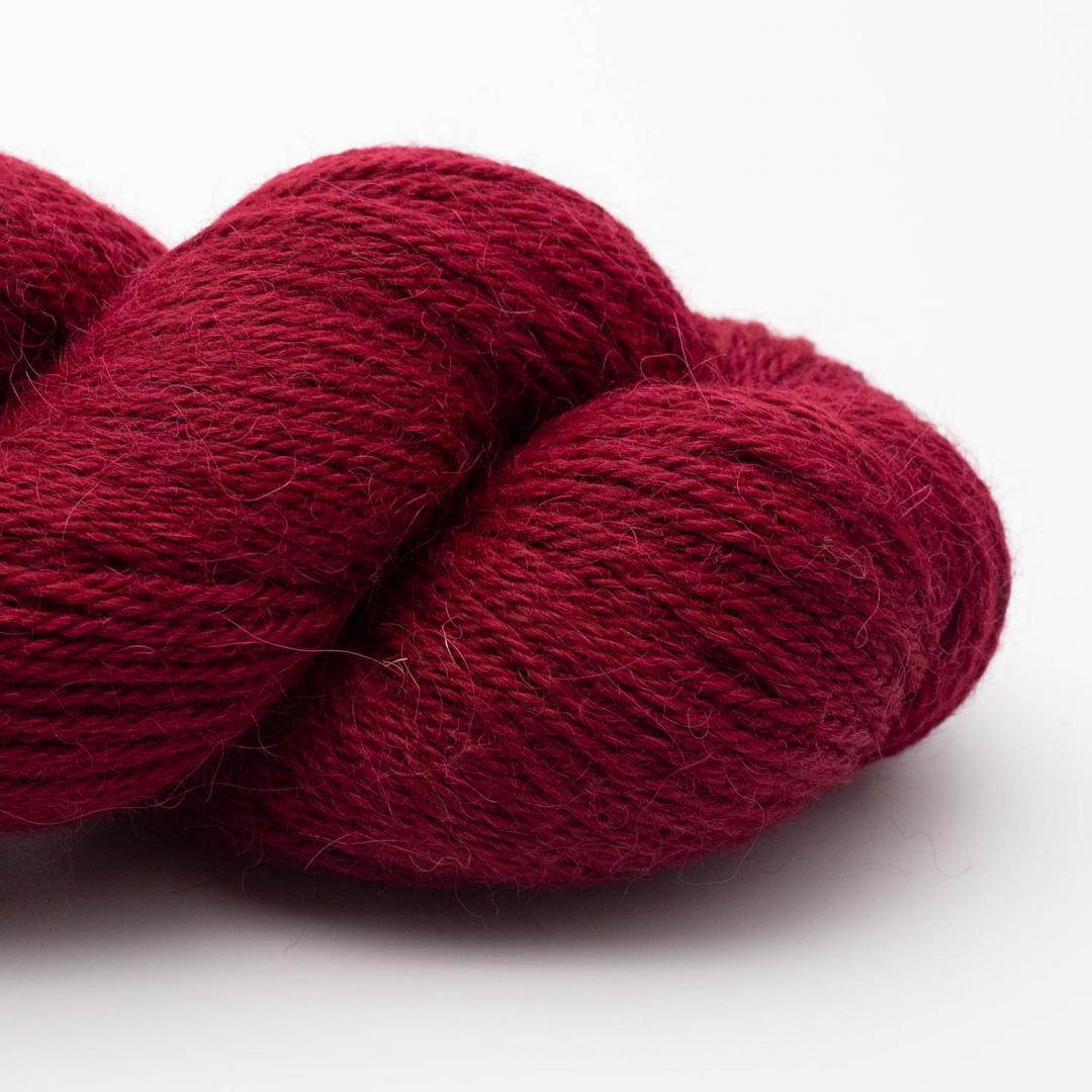Kremke Soul Wool Alpaka Superfine Fino (100g) ziegelrot_10124