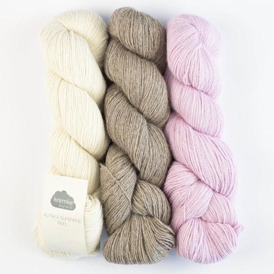 Kremke Soul Wool Alpaka Superfine Fino