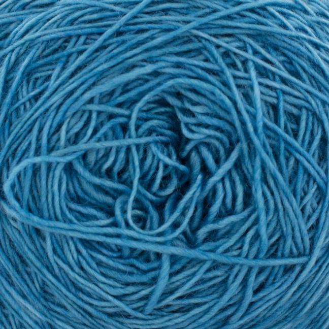Cowgirl Blues Merino Single Lace solids Guinea Fowl