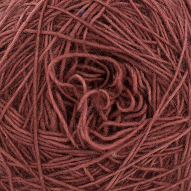 Cowgirl Blues Merino Single Lace solids Marsala