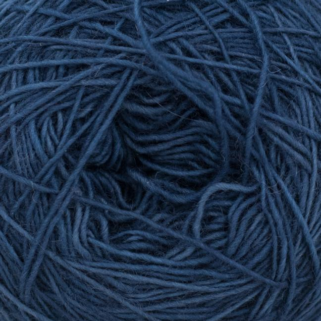 Cowgirl Blues Merino Single Lace solids Indigo