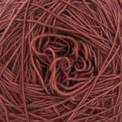 Cowgirl Blues Merino Single Lace solids Marsala