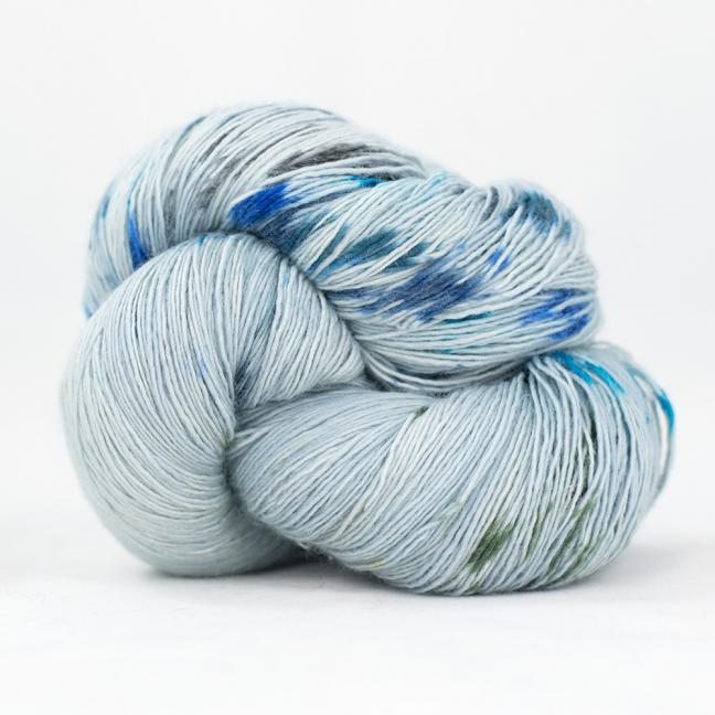 Cowgirl Blues Merino Single Lace Farbverlauf  Ocean Drive